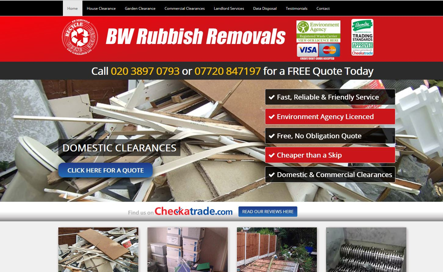 BW Rubbish Removals
